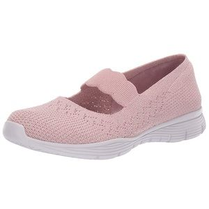 Skechers Seager Power Hitter Rose Pink size 8.5NWB